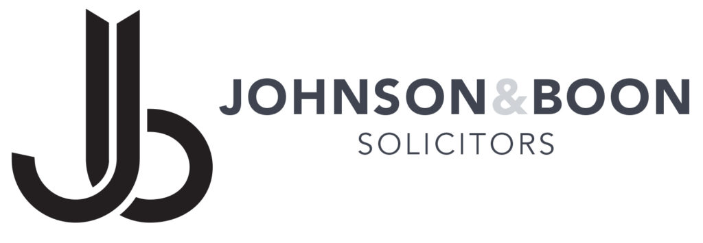 Johnson and Boon Solicitors Logo